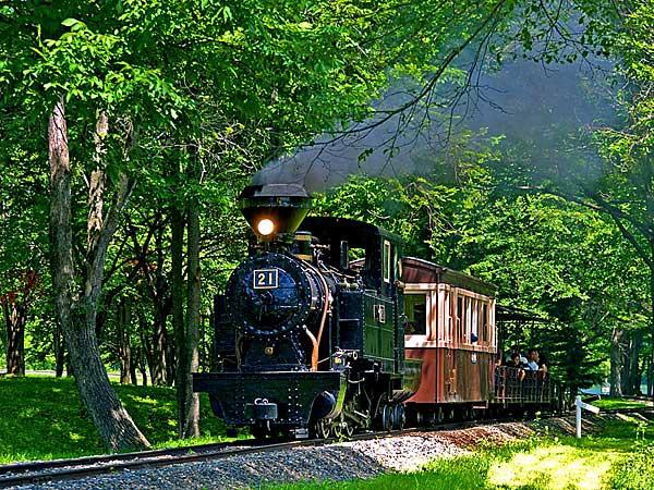 津別森林鉄道 - JapaneseClass.jp